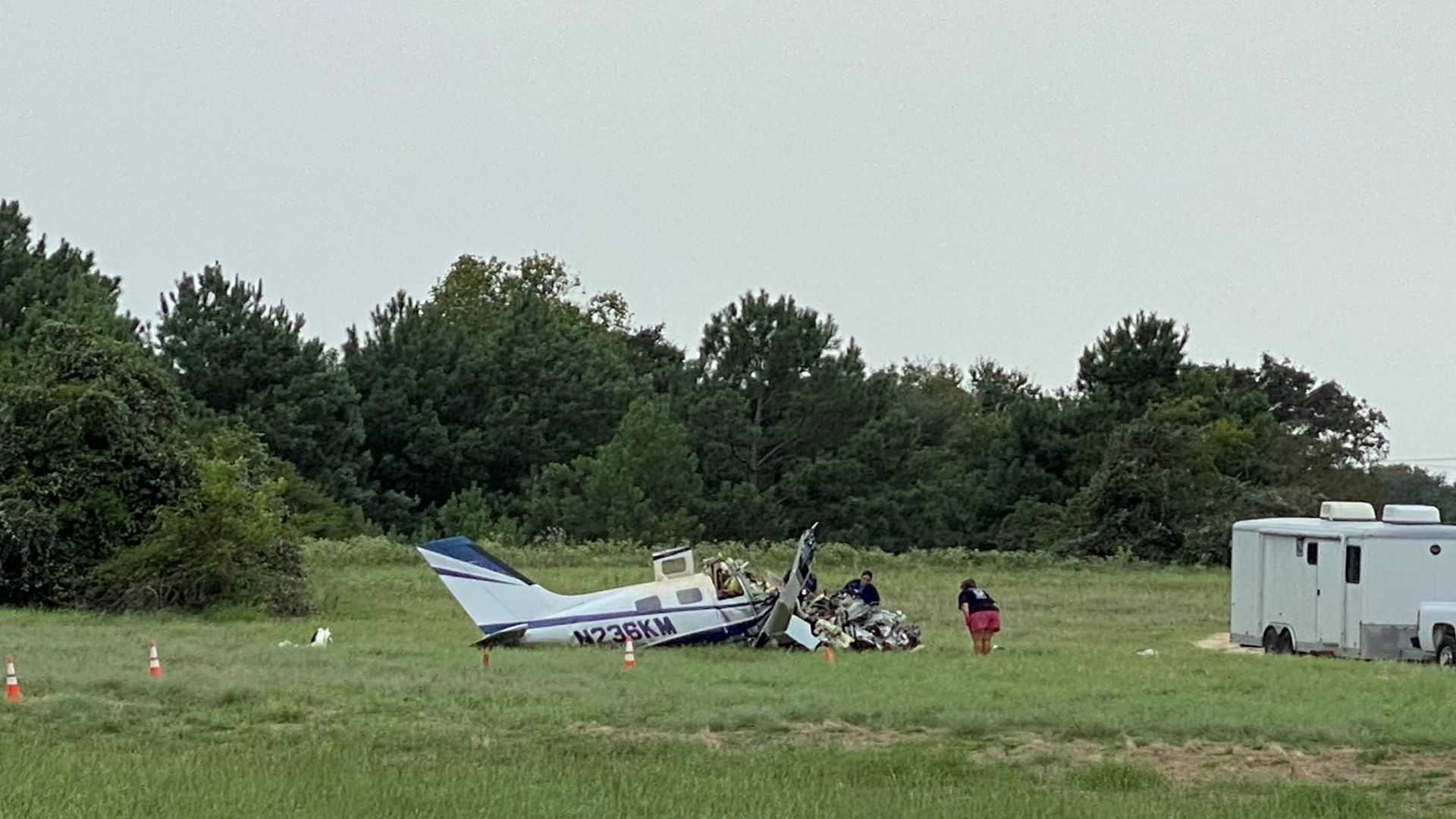 4 Killed In Texas Plane Crash Newsnation Now