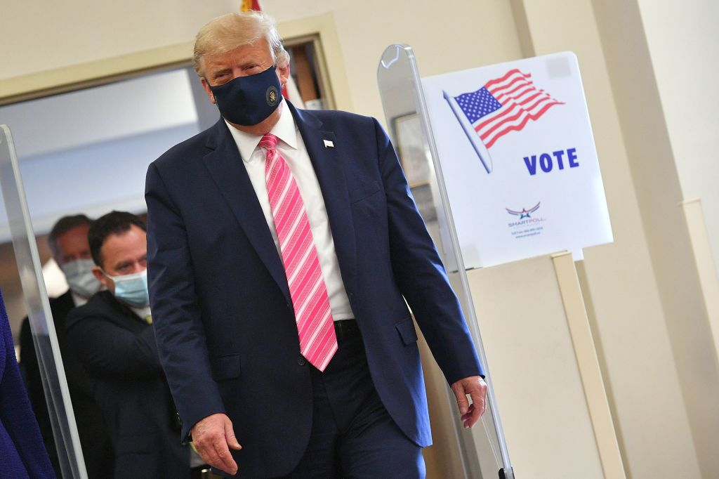 President Trump casts ballot in Florida   NewsNation Now