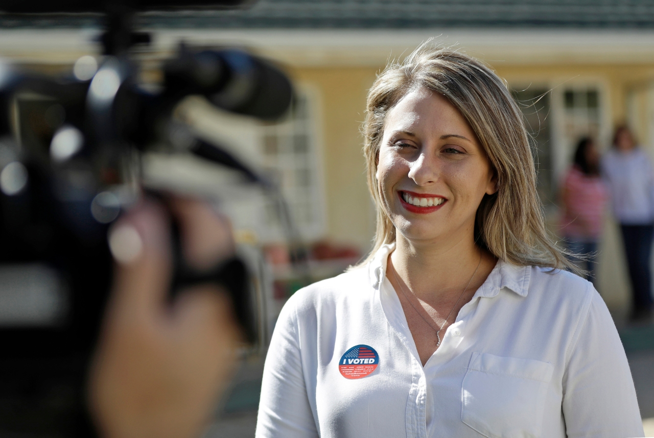 Ex-Rep Katie Hill admits she had lack of boundaries as