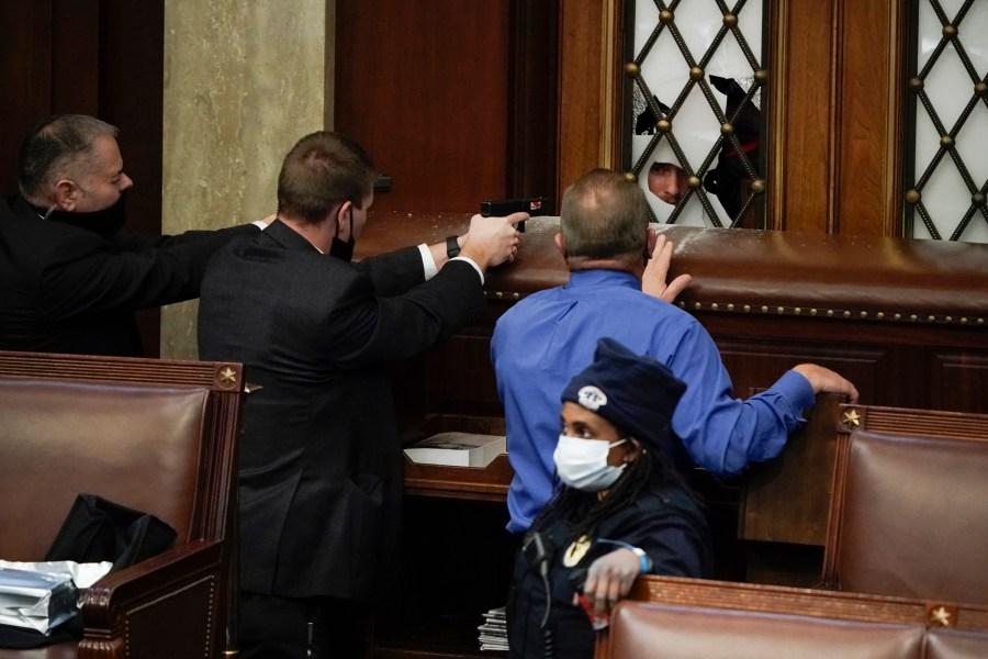Live Updates: Senate rejects Arizona electoral vote challenge; House still in discussion