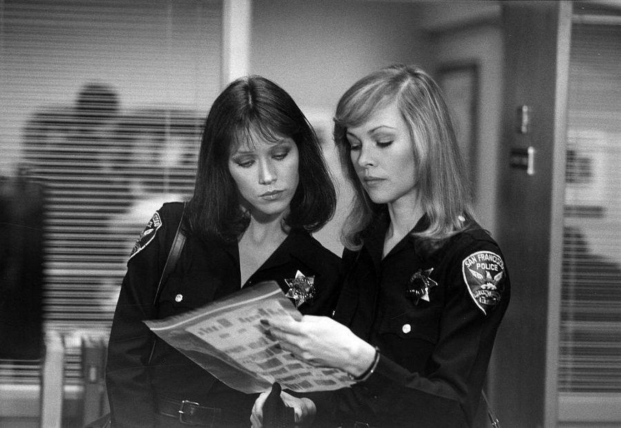 Tanya Roberts in Golden Gate Cop Killer 1980