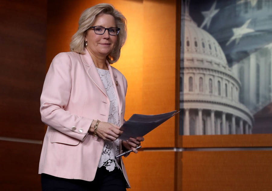 Liz Cheney going through backlash over vote to question Trump