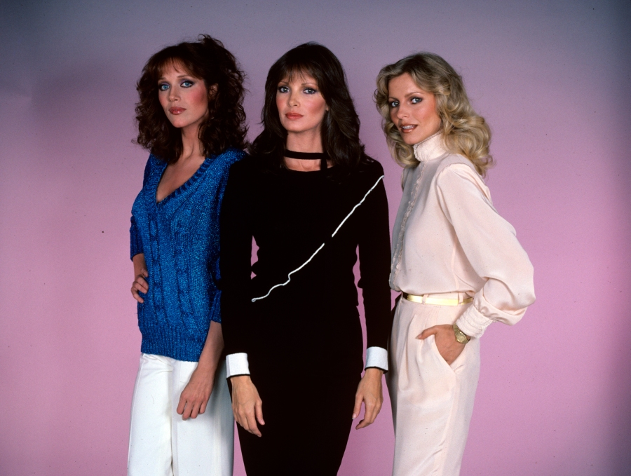 Charlies Angels actresses in 1980