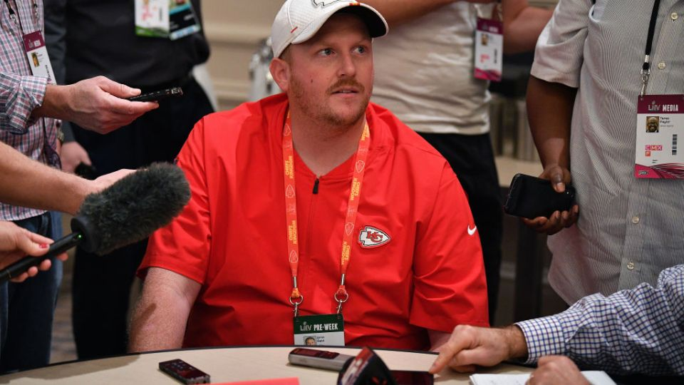 Britt Reid S Contract With Kansas City Chiefs Expires Club Says He S No Longer Employed By Team Newsnation Now
