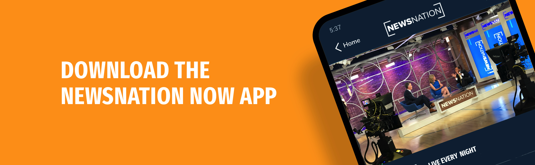 Download the NewsNation Now Apps