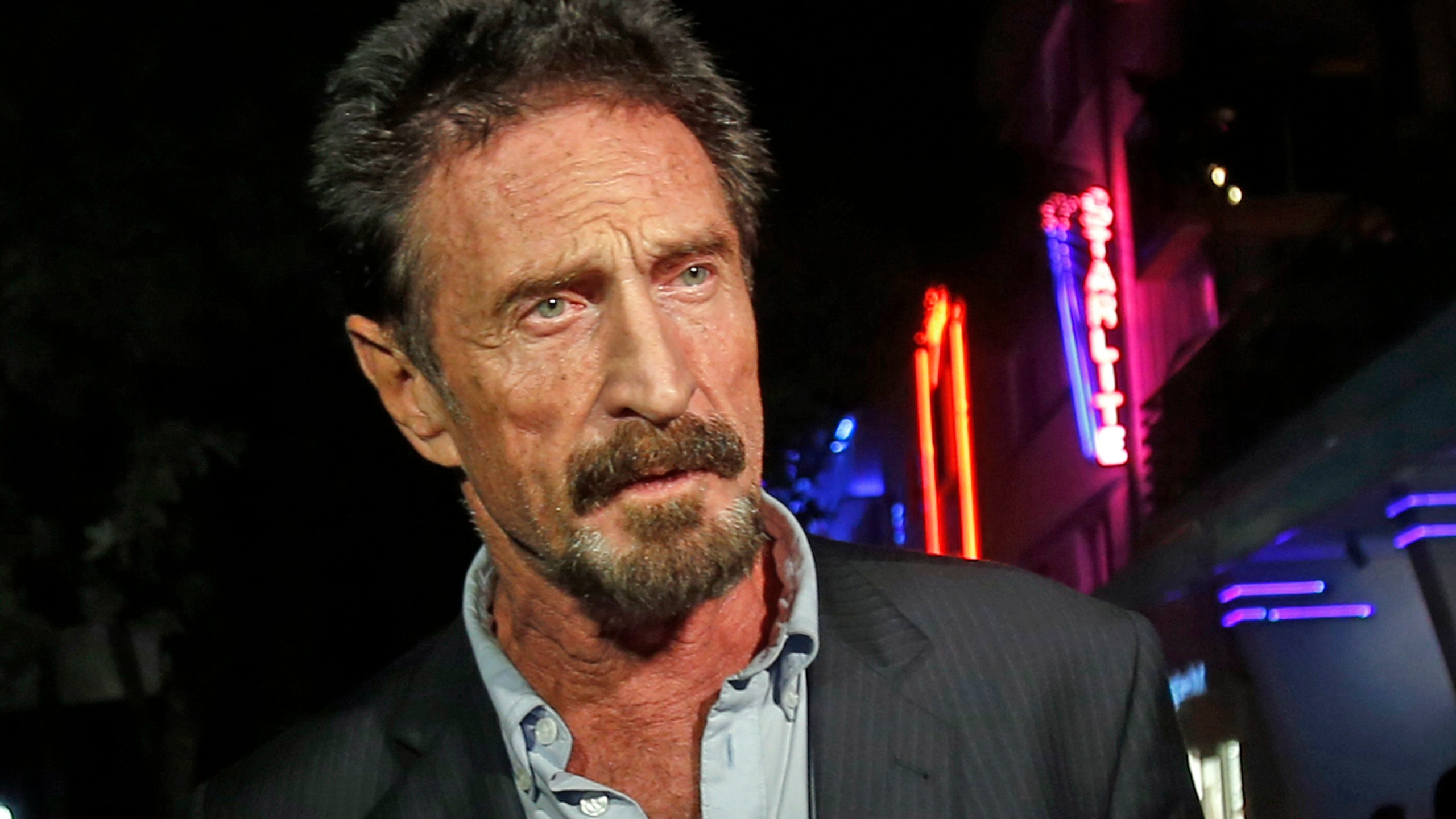 John McAfee, software pioneer turned fugitive, dead at 75 – NewsNation Now
