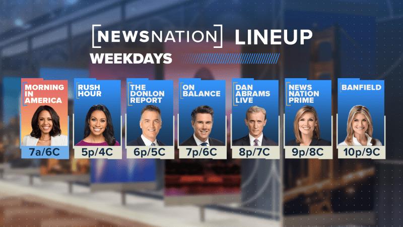 NewsNation lineup
