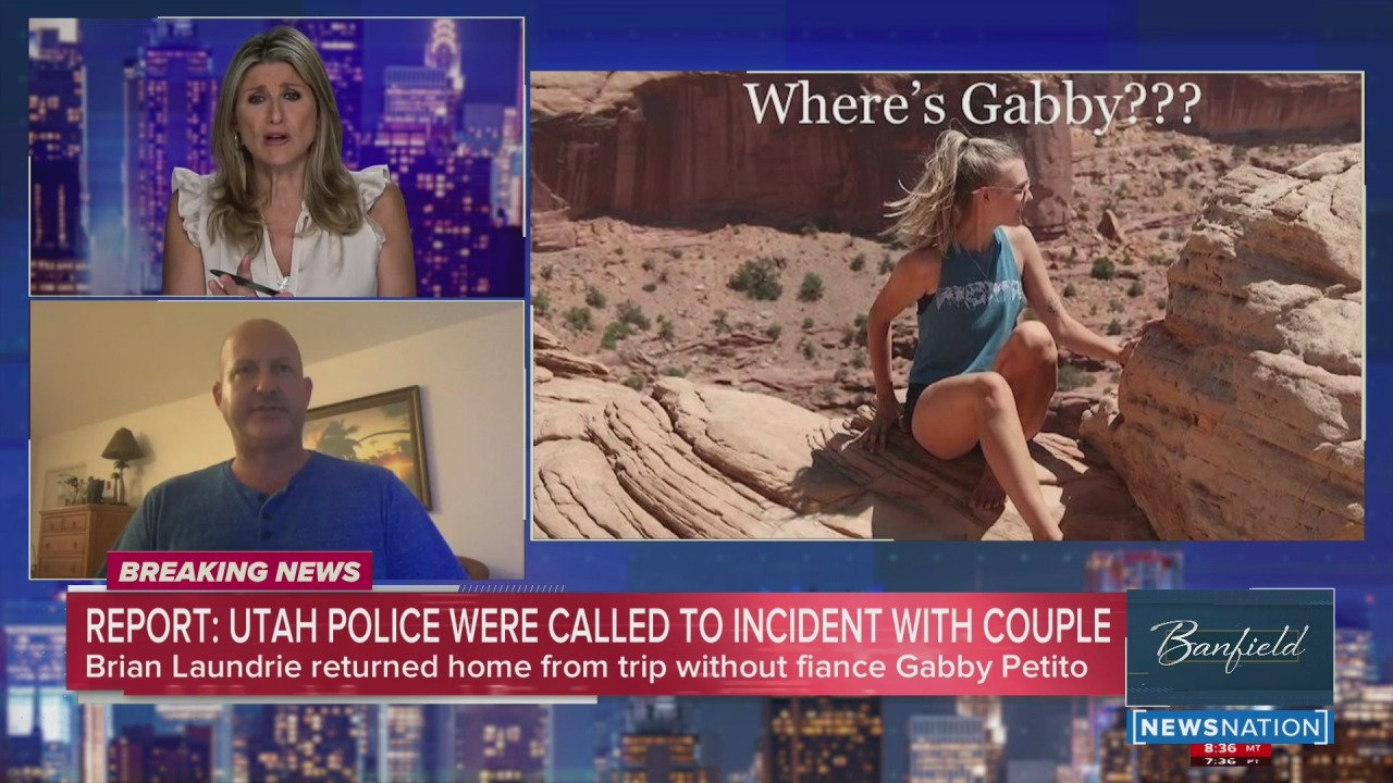 Latest turn in Gabby Petito's disappearance; remembering comedy icon Norm Macdonald - NewsNation Now